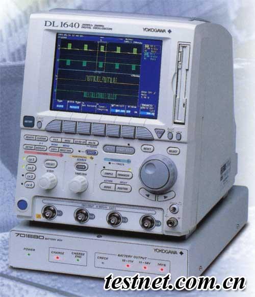 【简介】dl1600系列数字示波器:dl1620/dl1640/dl1640l 最新功能